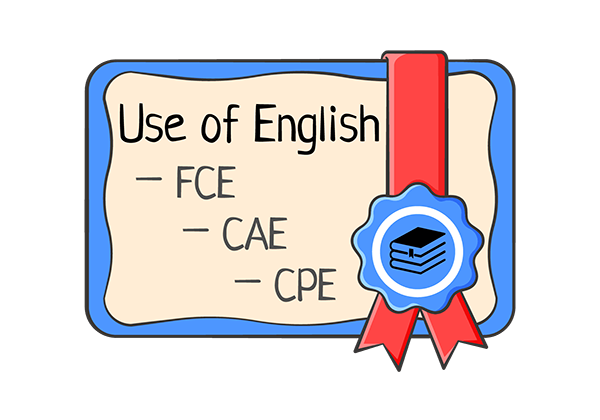 Секреты подготовки к части Use of English экзаменов FCE, CAE, CPE