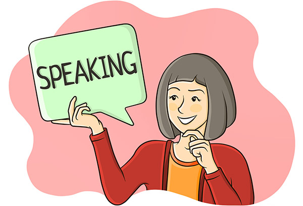 oral speaking