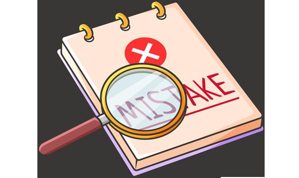 Как находить и исправлять свои ошибки в английском языке