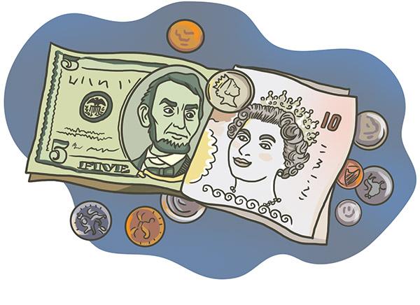 Английский с юмором: 10 шуток о деньгах и экономии
