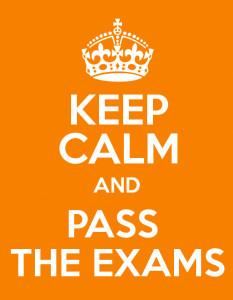 Не поддавайтесь панике: успокойтесь и сдайте экзамен на отлично!