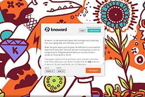 Knoword — сайт с полезной онлайн-игрой