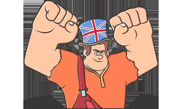 Учим английский по мультфильму «Ральф»