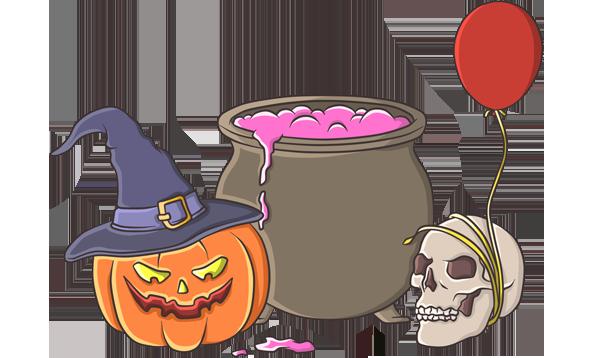 20 фраз к Хэллоуину от тандема «Оно» и «Симпсоны»