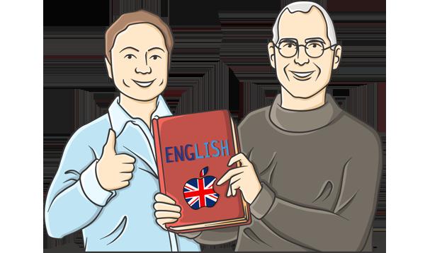 Видеоурок: учим английский со Стивом Джобсом и Илоном Маском