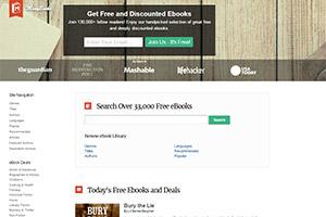 Электронная библиотека Manybooks