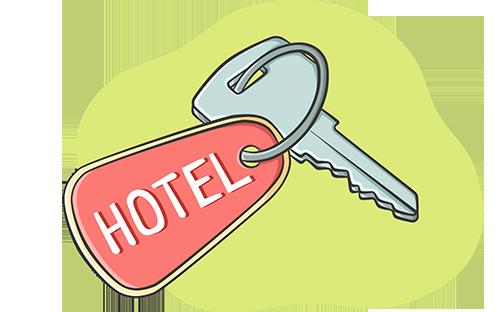 Миф №7: Члены экипажа живут только в гостиницах