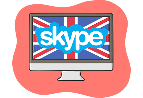 Онлайн-школа английского языка