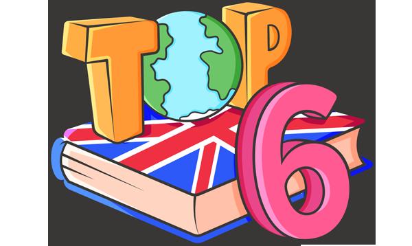 6 вариантов изучения английского за рубежом