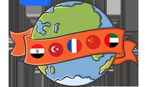 Наши преподаватели рассказывают о жизни в неанглоязычных странах