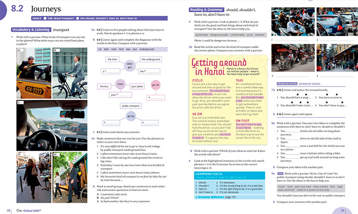 страница Navigate