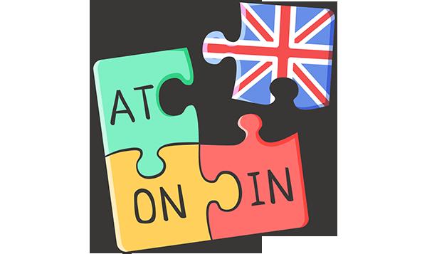 Предлоги времени в английском языке — at, in, on, since, for