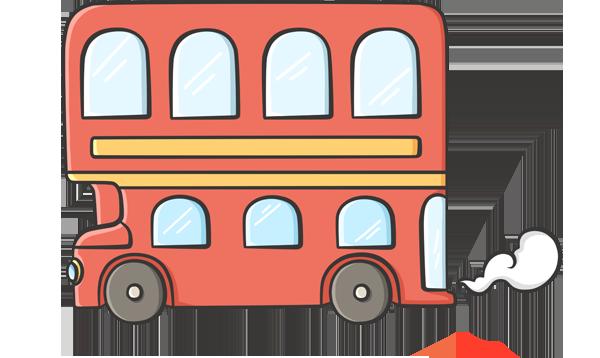 Городской транспорт: удобный разговорник на английском языке