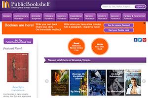 Библиотека с крупнейшей подборкой романов PublicBookshelf