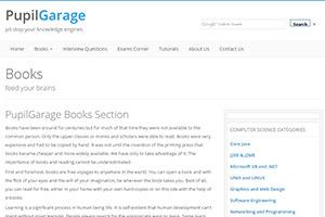 Бесплатная библиотека с профессиональной литературой PupilGarage