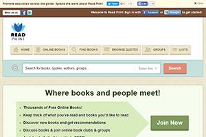 Онлайн-библиотека Read Print