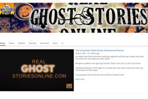 видео подкасты от real-ghost-stories напугают кого угодно