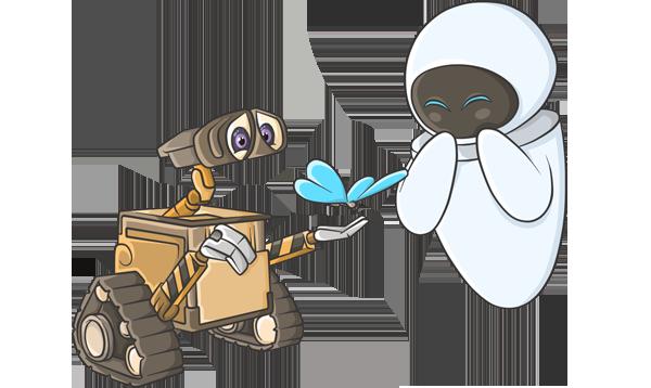 Видеоразбор: роботы в гостях у комика