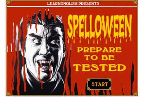 потренируйте правописание слов с помощью spelloween