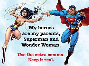 Супермен и Чудо-женщина