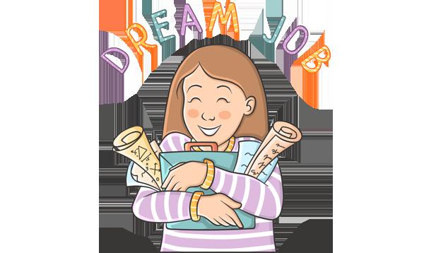 Видеоразбор: как найти работу по душе + 5 вакансий мечты
