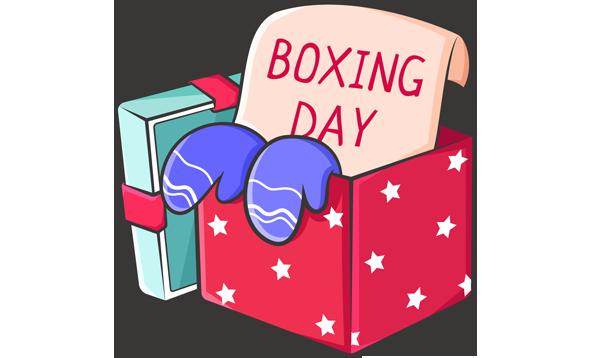 День подарков: Boxing Day