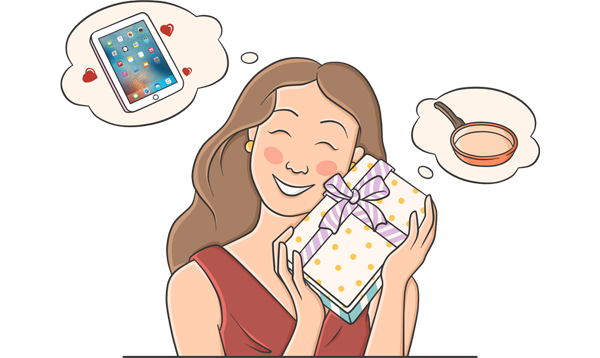 Видеоразбор: как прекратить дарить плохие подарки