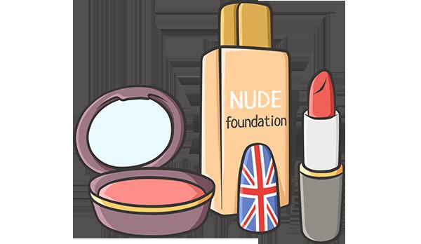 О макияже на английском