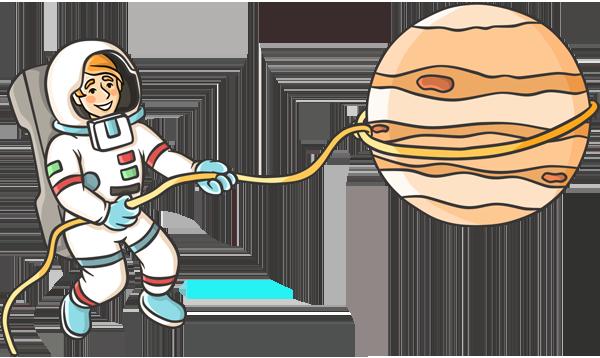 Видеоурок: учим английский и осваиваем космос