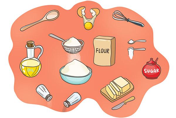 Словарь кулинара: как читать рецепты на английском языке