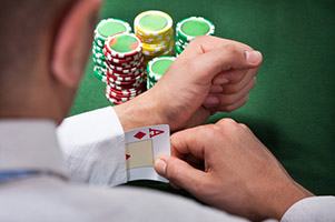 to have an ace up your sleeve — иметь туза в рукаве