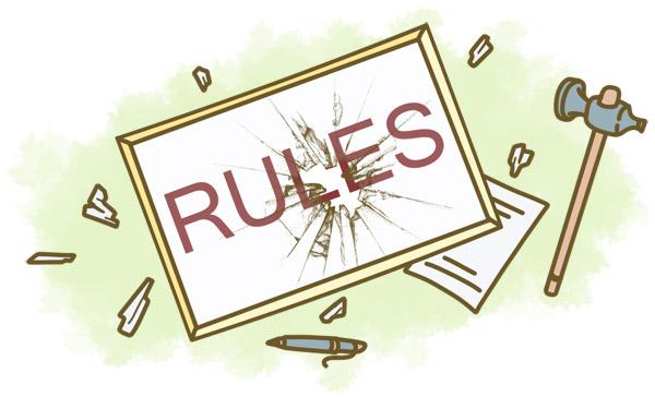 Мнение носителей английского языка: какие правила грамматики можно нарушать