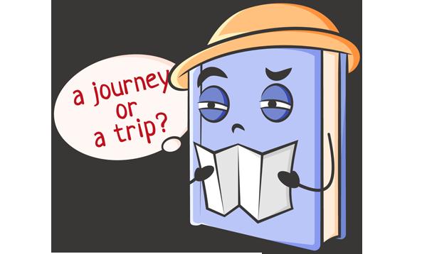 In contrast: разница между словами по теме «путешествия и транспорт»
