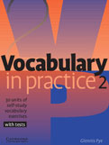 Vocabulary in Practice: Elementary