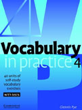 Vocabulary in Practice: Intermediate
