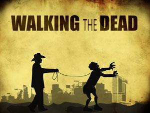 Выгуливая мертвеца