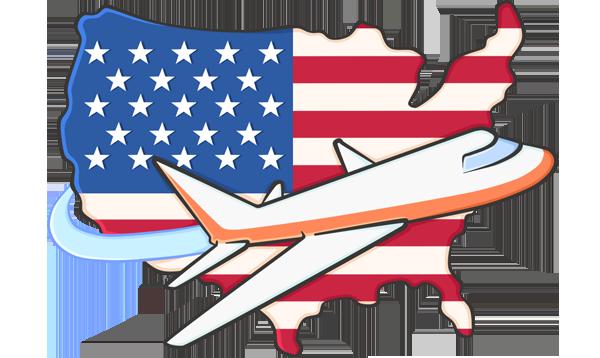 Как я съездила в Америку по программе Work and Travel